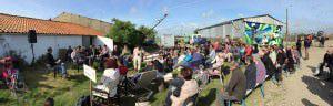 Rencontres, échanges, graff', bal, concours ornitho, rando ... autant d'activités qui ont rythmé cette grande fête des 20 ans de la LPO Vendée