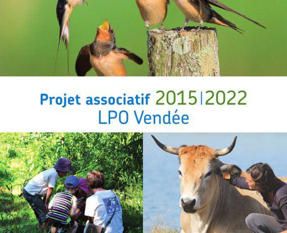 Projet associatif de la LPO Vendée