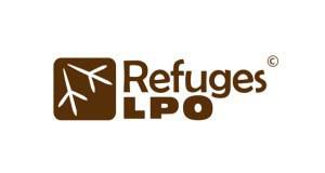 LOGO_RefugesLPO_Marron_Pantone