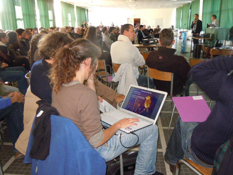 Rencontres régionales des Naturalistes et des Gestionnaires d'Espaces Naturels