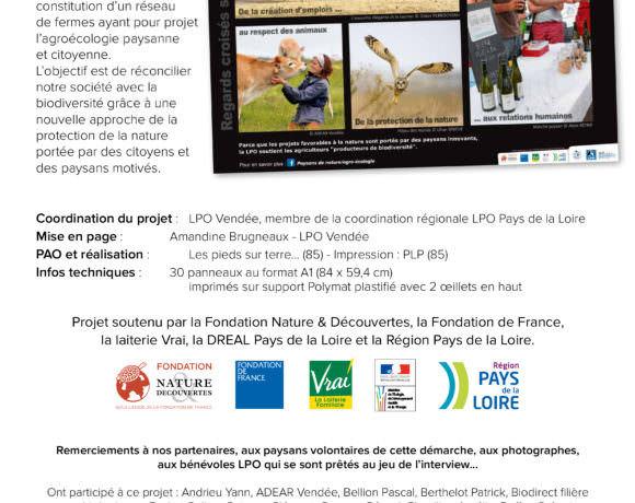 Expo «Paysans de nature : Regards croisés sur la ferme»