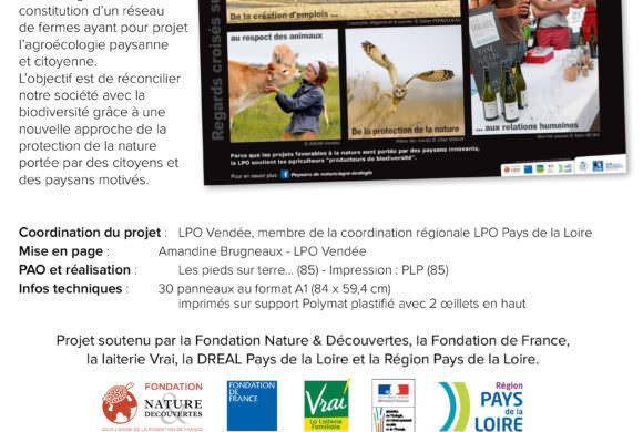 """Expo """"Paysans de nature : Regards croisés sur la ferme"""""""