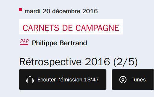 Les Paysans de Nature et la LPO Vendée de nouveau à l'honneur sur France Inter