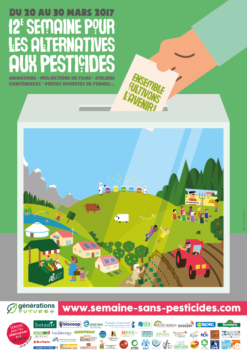 Cultiver sans pesticide ? On sait faire !