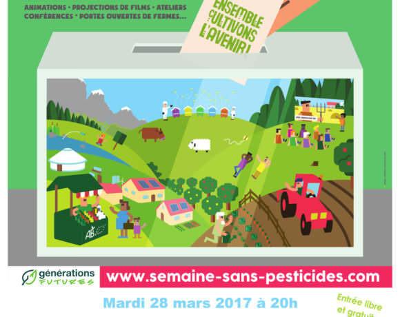 Cultiver sans pesticide ? On sait faire !