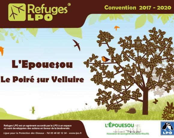 Inauguration du Refuge LPO de l'Epouesou