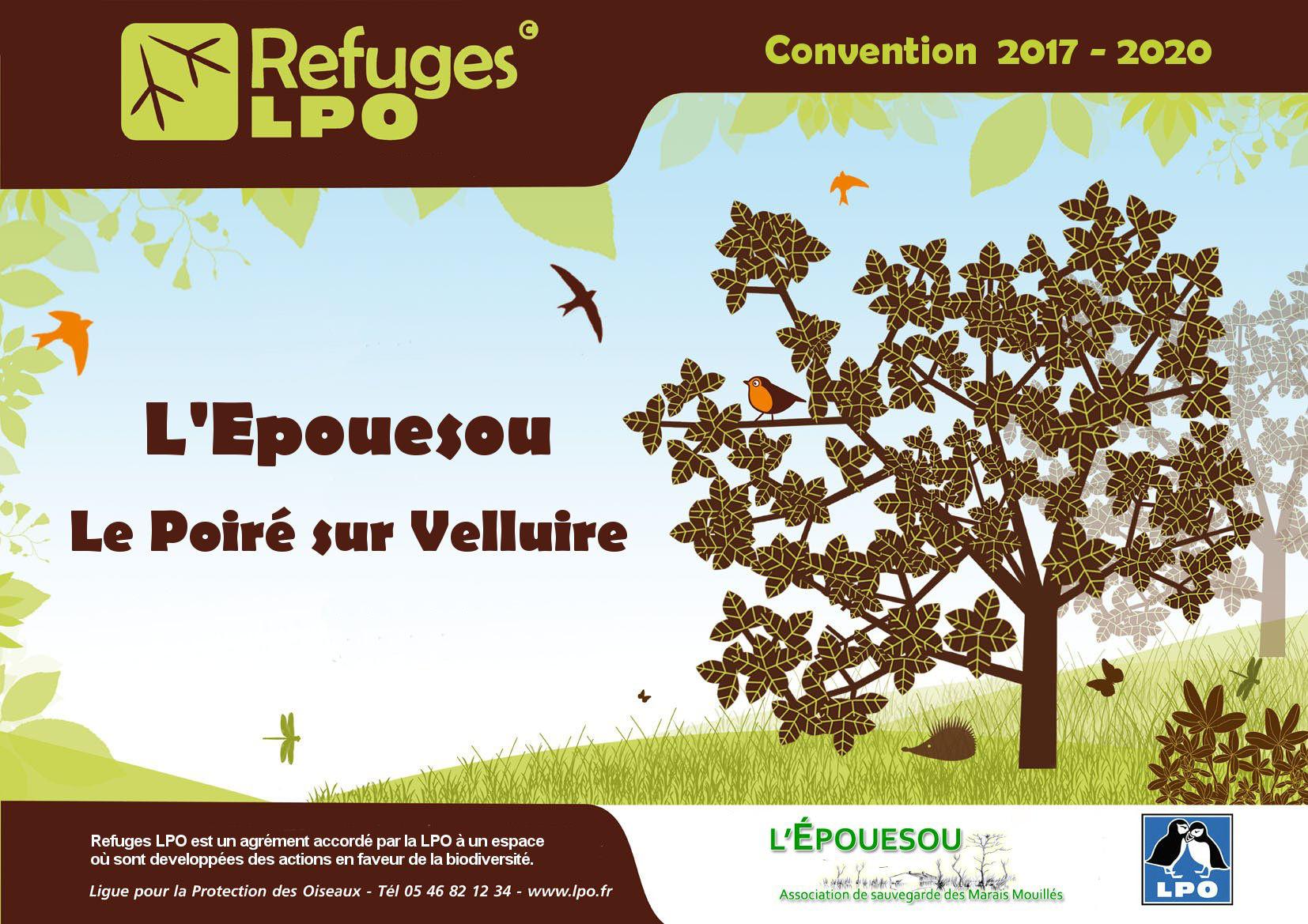 Nature printanière au communal & Refuge LPO de l'Epouesou