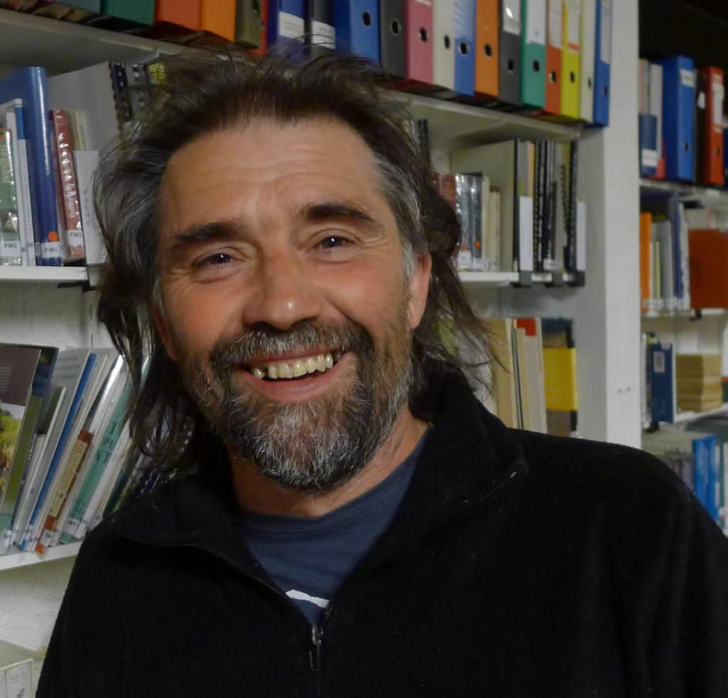Vincent Pipaud, Vice-président de la LPO Vendée