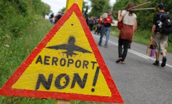 Abandon du projet d'aéroport à Notre-Dame-des-Landes