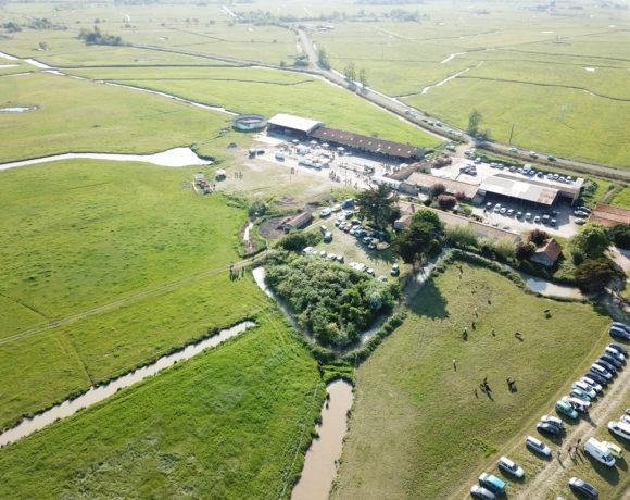 Inauguration de la ferme des Cochets : grand succès pour la protection de la nature !