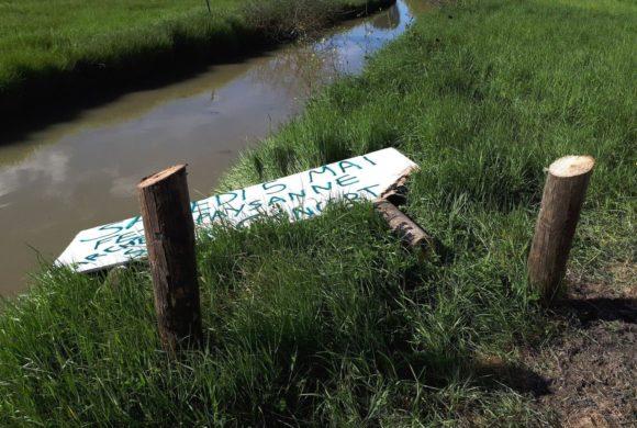 La ferme des Cochets, vandalisée 2 fois en 10 jours