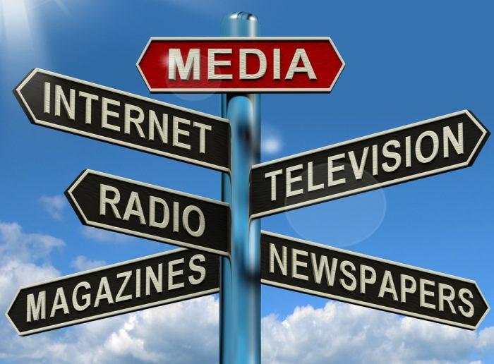 Presse, radio, TV