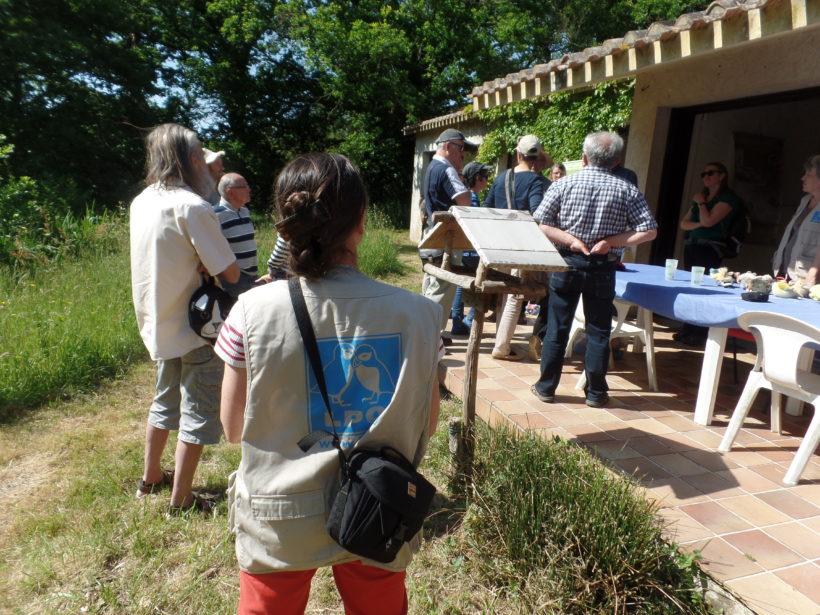 """Refuge LPO """"Lucien Grillet"""" (siège social de la LPO Vendée)"""
