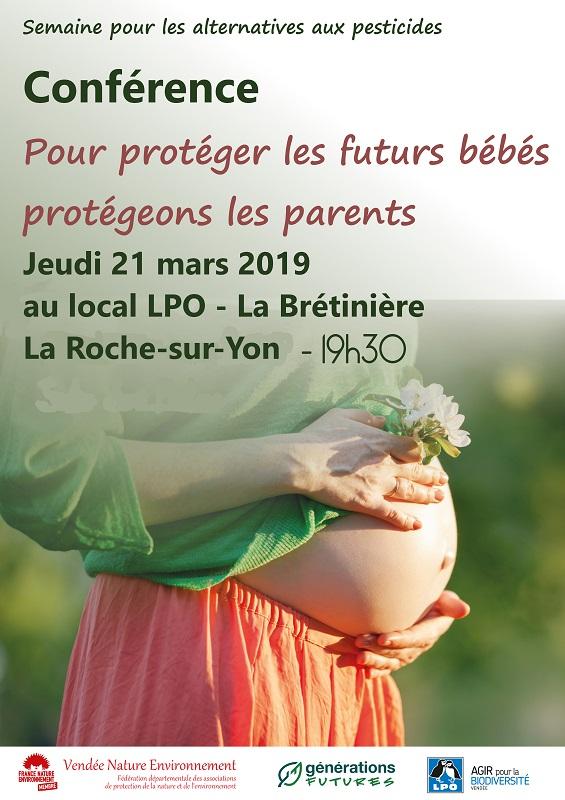 Pour protéger les futurs bébés, protégeons les parents !