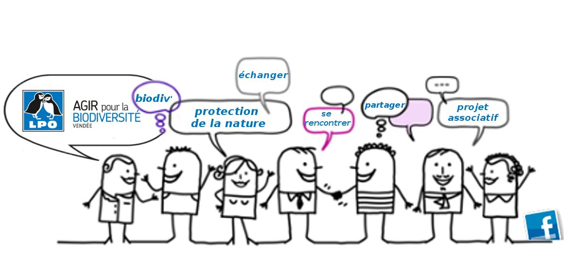 """En visio - Atelier """"accueil des nouveaux adhérents de la LPO Vendée"""""""