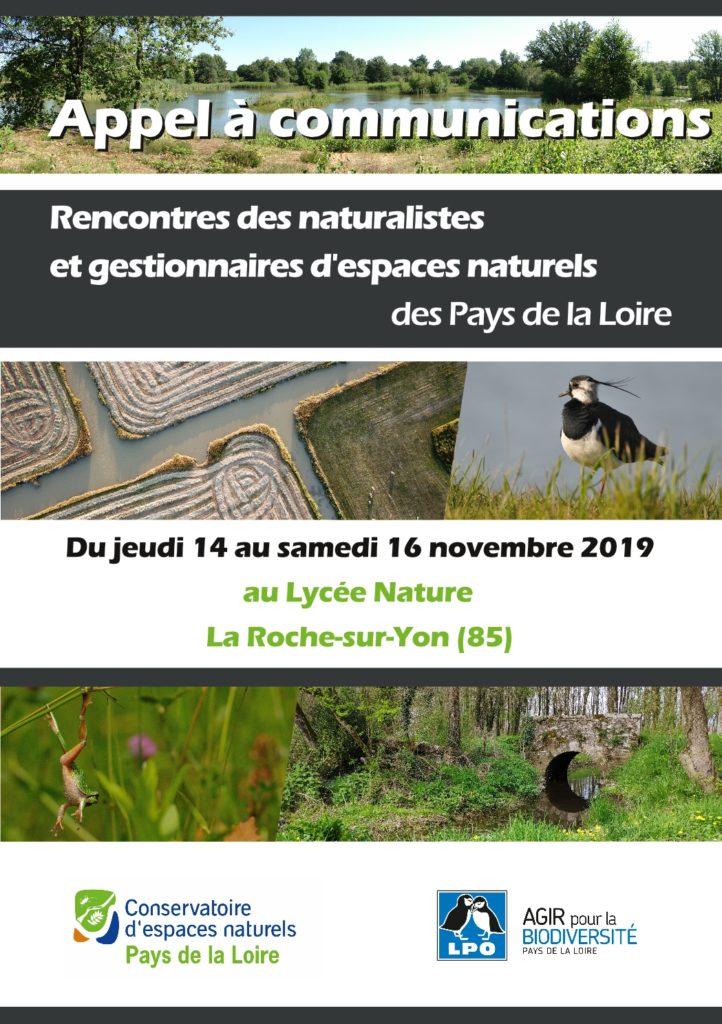 11e édition des Rencontres naturalistes - Inscrivez-vous dès maintenant !