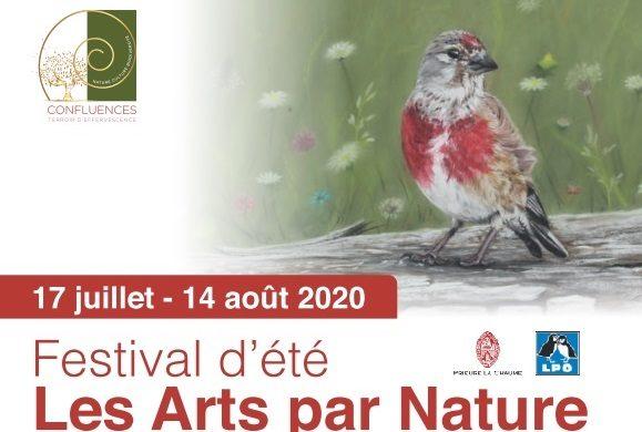 """Festival d'été """"Les arts par nature"""""""