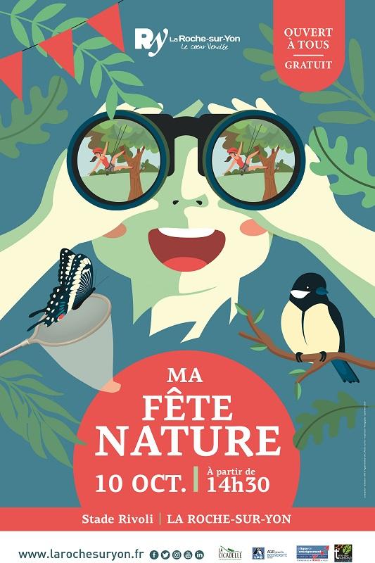 """""""Ma fête nature"""" à La Roche-sur-Yon"""