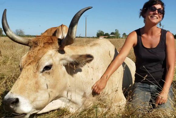 Lucie Maritaud, paysanne de nature en Marais breton