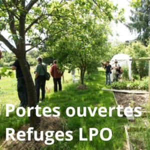 Portes ouvertes Refuges LPO
