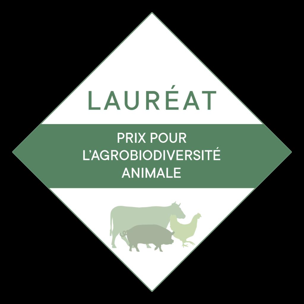 Prix pour l'agrobiodiversité animale de la fondation du patrimoine