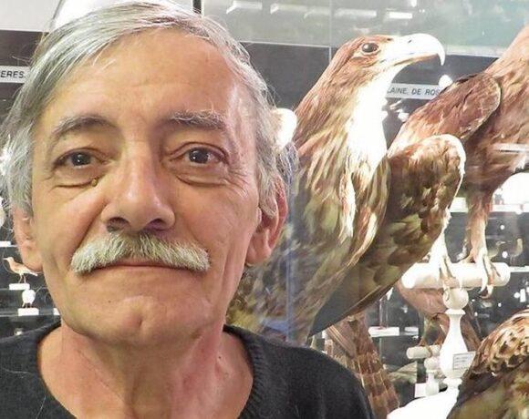 Décès de Jean Vimpère, naturaliste vendéen