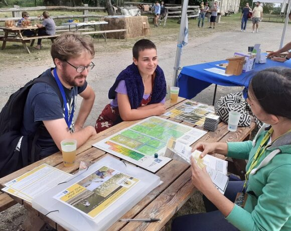Un jeu pour parler agriculture et biodiversité